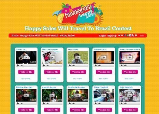 Ten Happy Soles