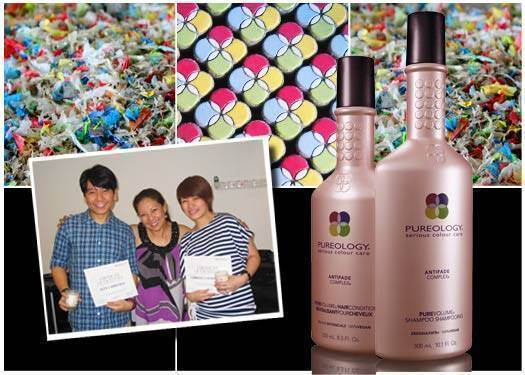 Pureology Recycles For A Cause