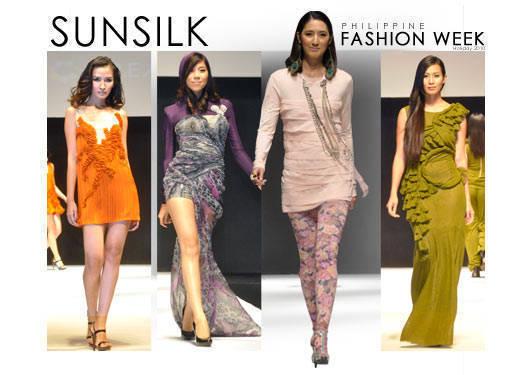 Philippine Fashion Week Holiday 2010: Sunsilk