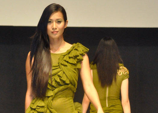 Runway Hair: Sunsilk