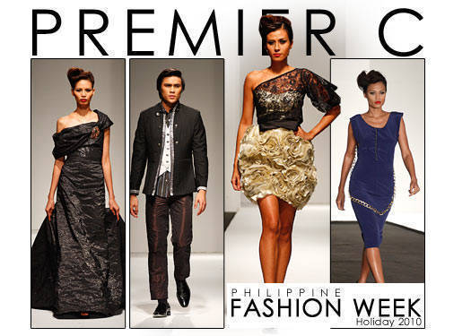 Philippine Fashion Week Holiday 2010: Premier C