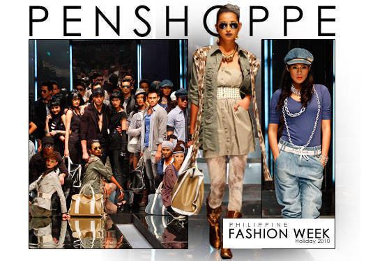 Philippine Fashion Week Holiday 2010: Penshoppe