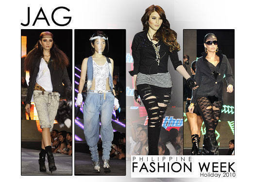 Philippine Fashion Week Holiday 2010: Jag