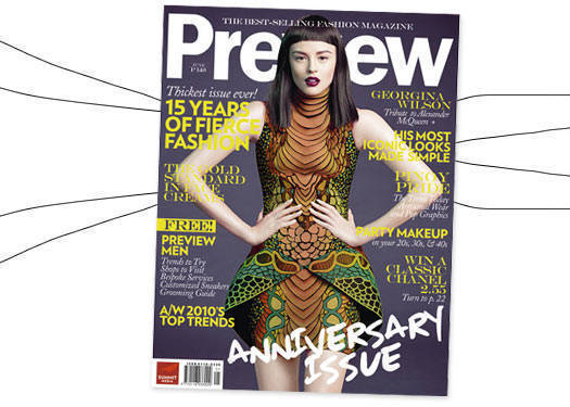 Shop The Cover: Preview June 2010