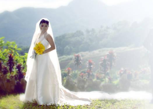 The Bride Wore: Martin Bautista