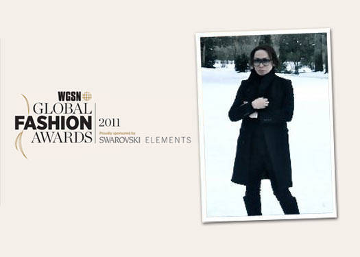 Michael Cinco In The Wgsn Global Fashion Awards