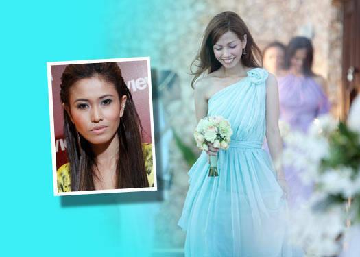 The Bridesmaids Wore: Charina Sarte