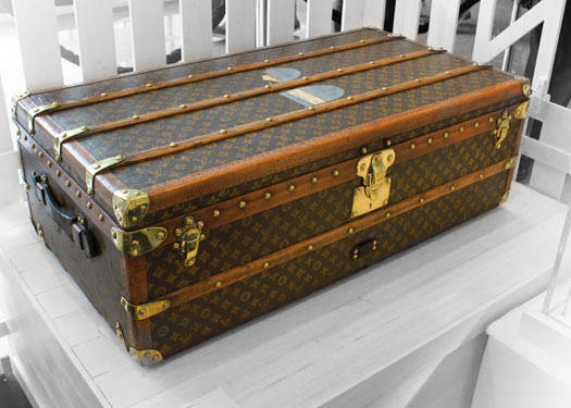 Louis Vuitton's Trunks & Toys