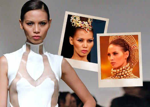 Runway Beauty: Ria Bolivar