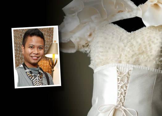 The Bride Wore: Puey QuiÑones