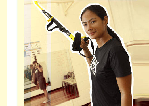 Trx With Reema Chanco