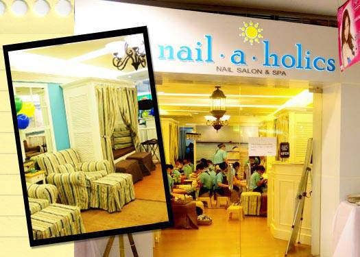 Nail-a-holics Anonymous