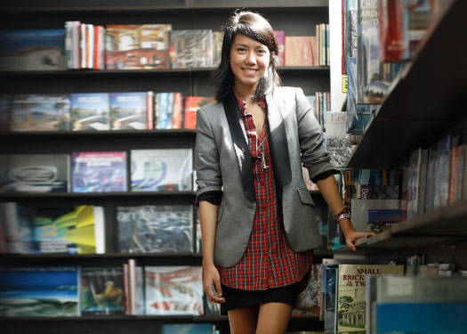 Work Wear Diaries: Vicky Velasco