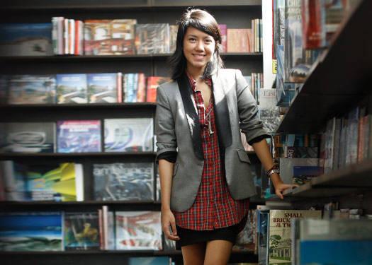Work Wear Diaries: Vicky Velasco