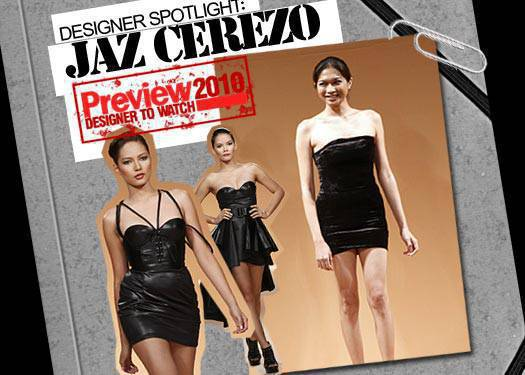 Designer Spotlight: Jaz Cerezo
