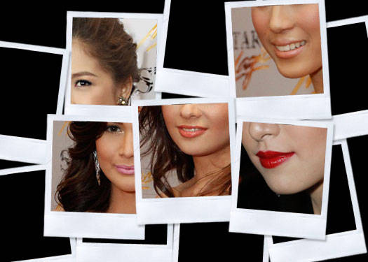Beauty Trends At The Star Magic Ball