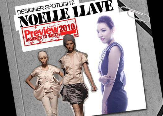 Designer Spotlight: Noelle Llave