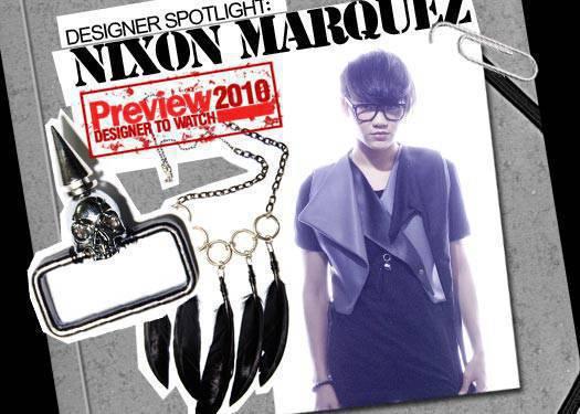 Designer Spotlight: Nixon Marquez