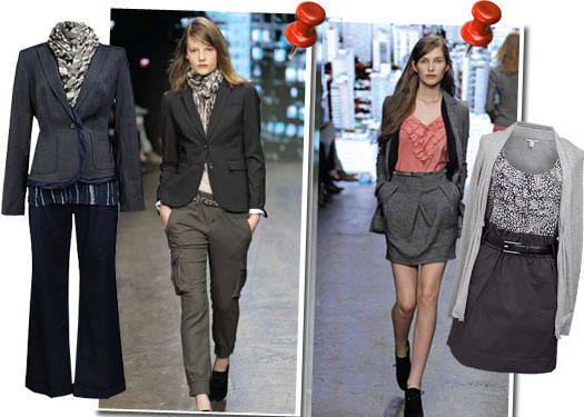 Personal Stylist: Banana Republic Fall 2010