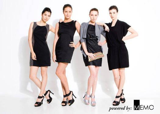 Fast Fashion: Memo's New Dress Campaign