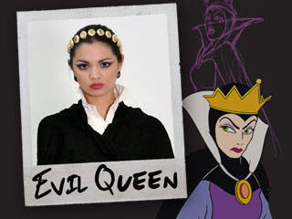 Venomous Villains: Evil Queen