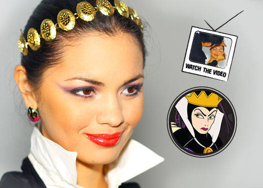 Villainess In Disguise: Evil Queen
