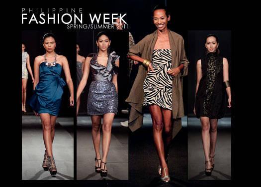 Philippine Fashion Week Spring/summer 2011: Luxe Wear