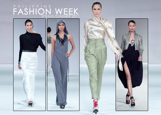 Philippine Fashion Week Spring/summer 2011: Premier A