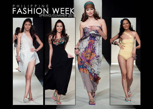 Philippine Fashion Week Spring/summer 2011: Resort Wear