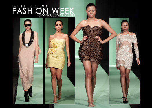 Philippine Fashion Week Spring/summer 2011: Premier B
