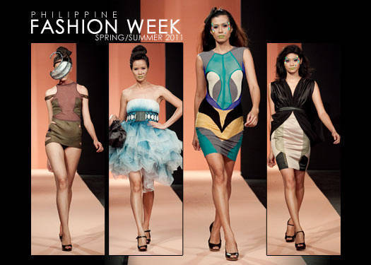 Philippine Fashion Week Spring/summer 2011: Visions & Trends