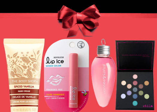 Beauty Gift Guide: Kris Kringle