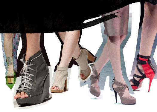 Shoe Trend Report: Philippine Fashion Week Spring/summer 2011