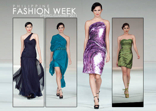 Philippine Fashion Week Spring/summer 2011: Grand Allure