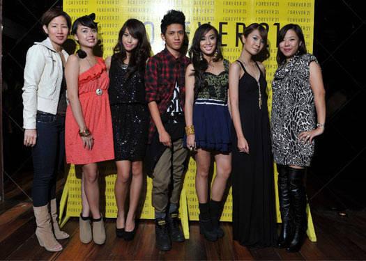 Forever 21's Brand Ambassadors