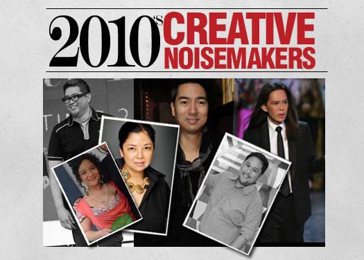 2010's Creative Noisemakers