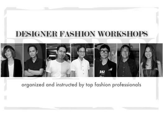 Designer Fashion Workshops