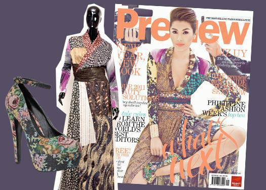 Shop The Cover: Preview Jan-feb 2011