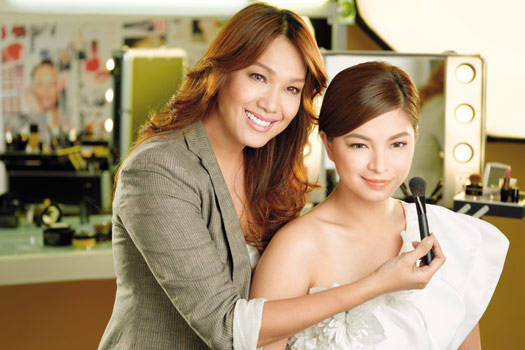 Angel Locsin And Lala Flores Join The Avon Family