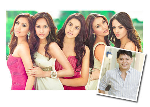 Jing Monis And His Muses