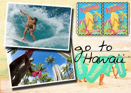 Go To Hawaii With Havaianas