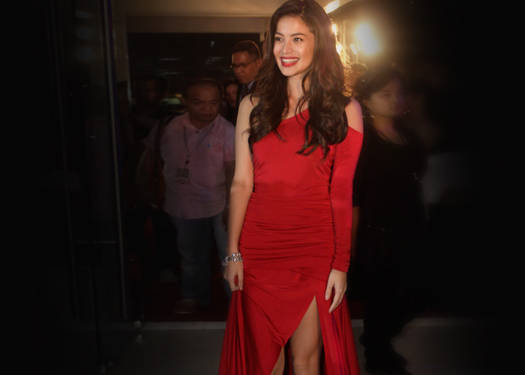 Anne Curtis Moves In With Smdc