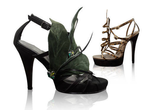 Cesar Gaupo: Spring/summer 2011 Shoe Collection
