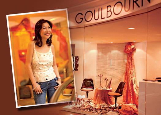 Designer Spotlight: Jeannie Goulbourn