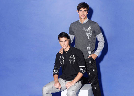 Phil & James Younghusband For Collezione C2