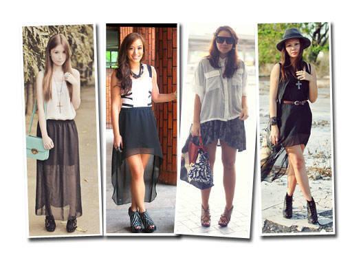 Blogger Challenge: Sheer