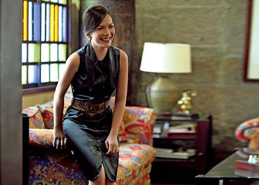 Steal Her Style: Christine Escudero