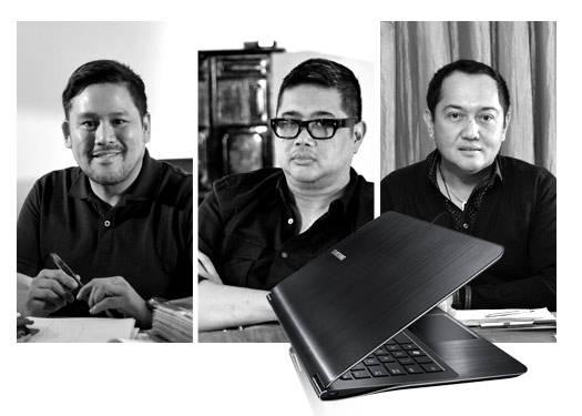Rajo, Rhett, And Randy Design For Samsung