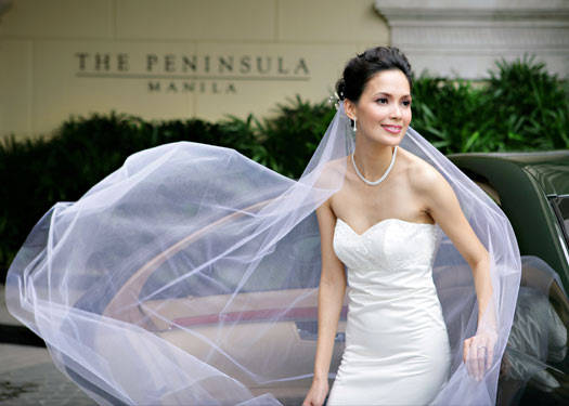 Weddings At The Peninsula