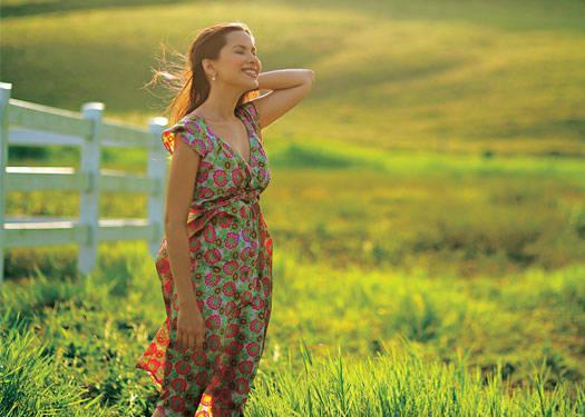Girls Of Summer: Audrey Zubiri